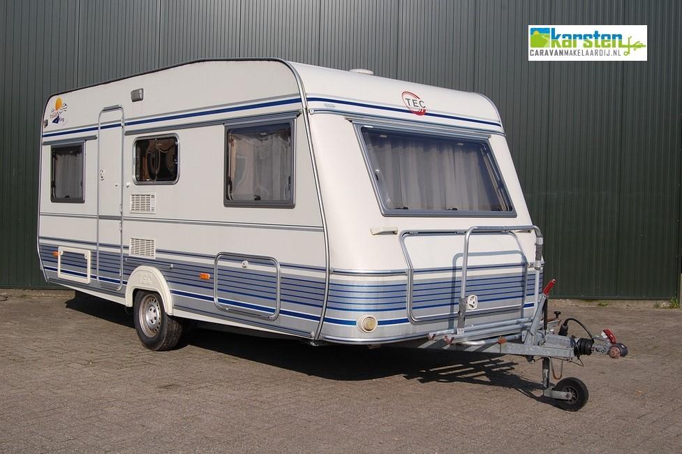 Caravan tec travel king 485 tkr karsten caravanmakelaardij - Kussen caravan ...