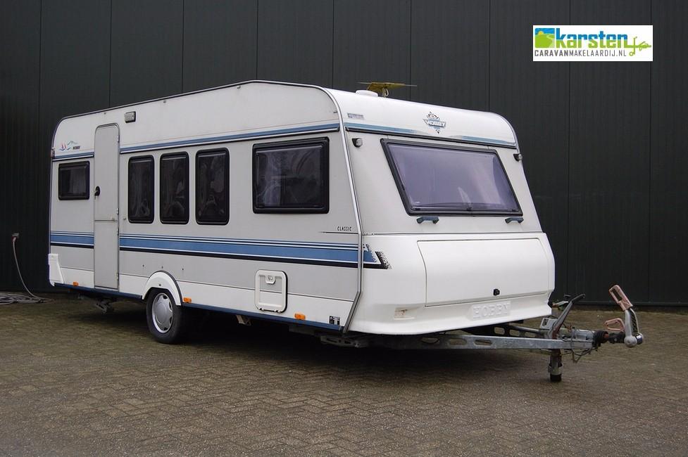 Caravan Hobby Classic 520 TQM - Karsten Caravanmakelaardij